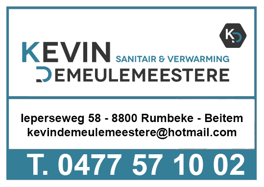 kevin demeulemeestere